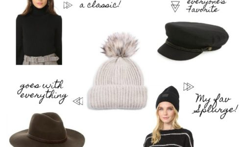 5 HATS YOU NEED THIS FALL/WINTER UNDER $100