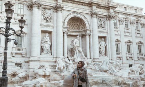 ROME + WHY YOU SHOULD VISIT ITALY DURING THE HOLIDAYS