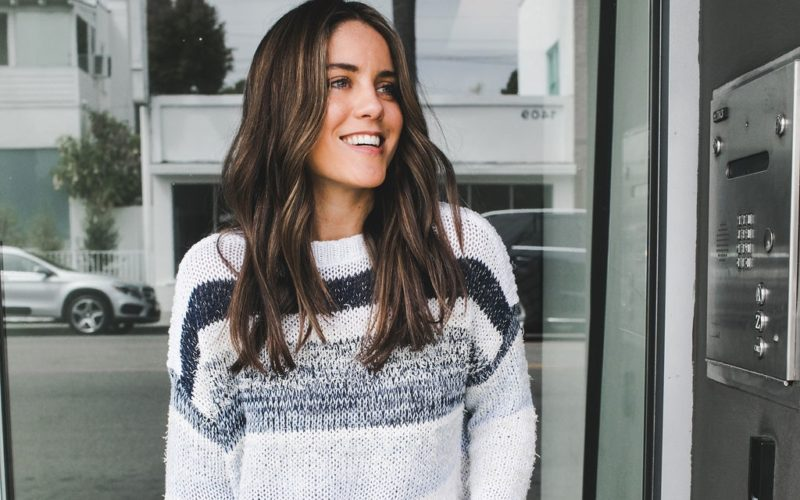 THE ONLY SWEATER YOU NEED THIS SPRING AND SUMMER